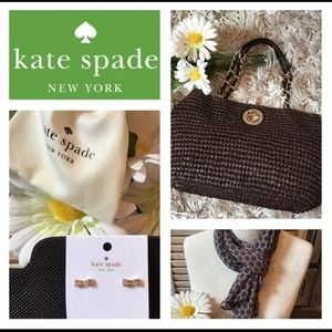 Kate Spade ♠️ 3pc Women's Bundle